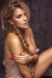 Katja Krasavice die nackte YouTuberin
